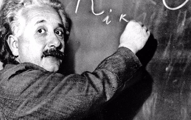 Einstein oder Edison